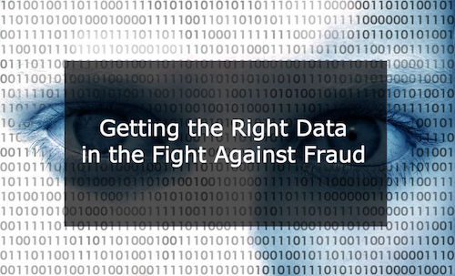 Getting Over the Data Hump in the Fight Against Fraud