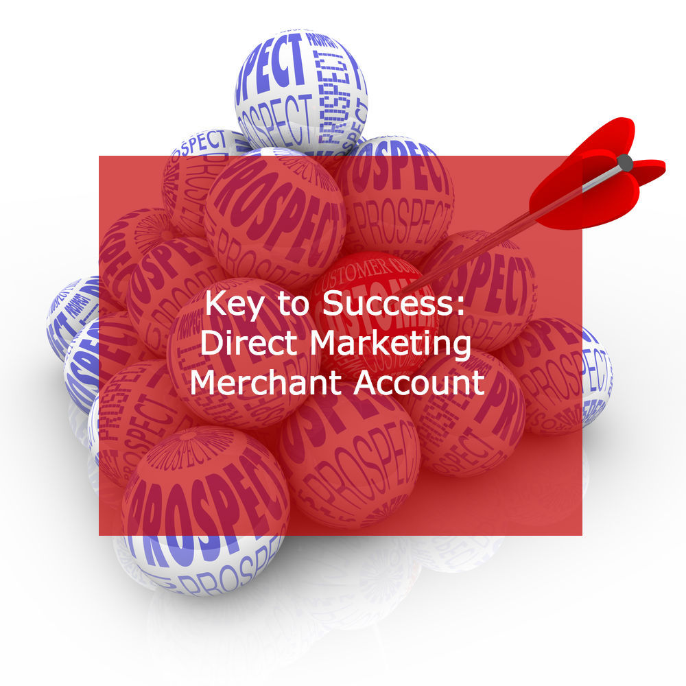 direct marketing merchant accounts