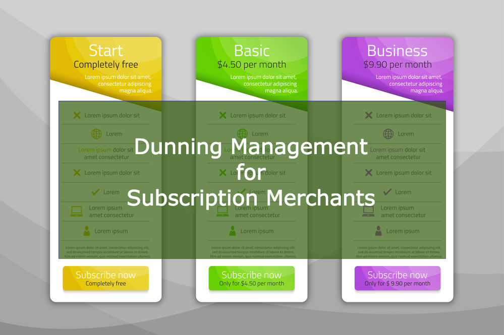 Why Subscription-Based Businesses Need Dunning Management