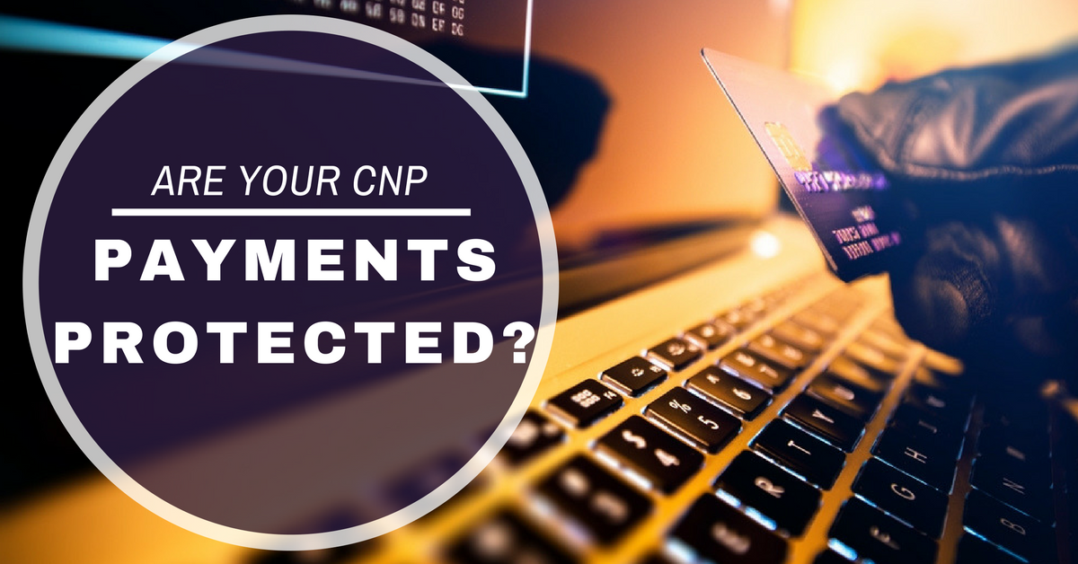CNP payments fraud prevention