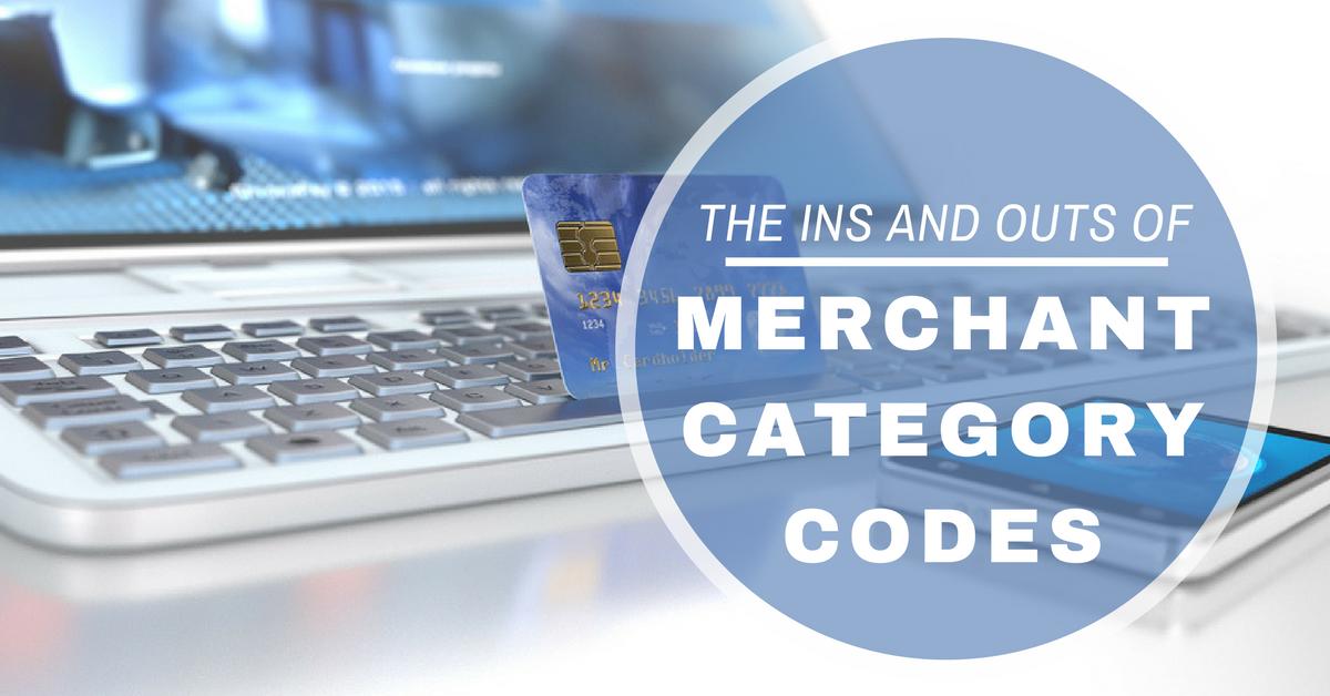 merchant category codes