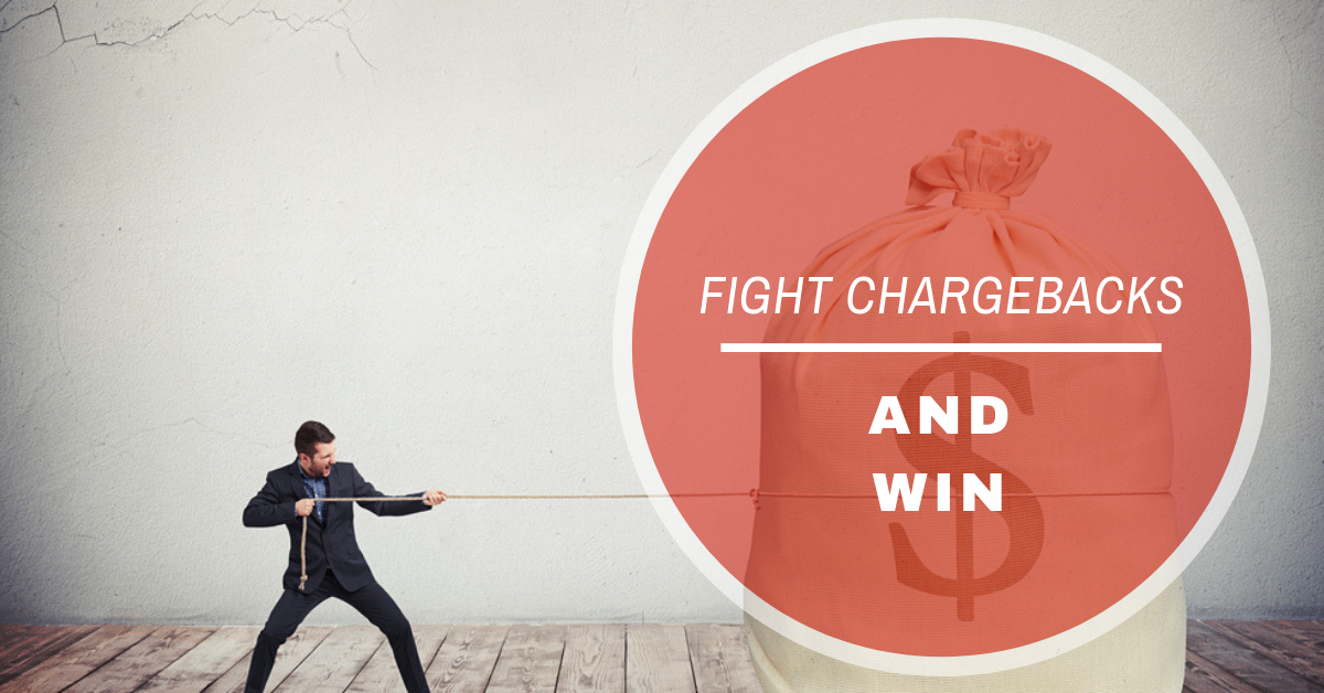 fight chargebacks
